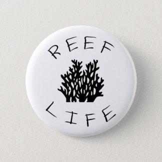 Bóton Redondo 5.08cm Vida do recife