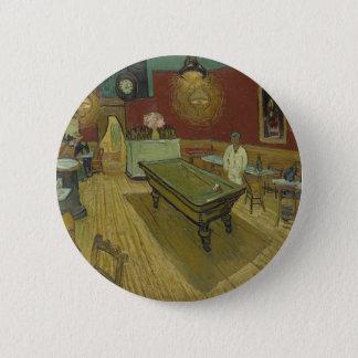 Bóton Redondo 5.08cm Vincent van Gogh o trabalho de arte da pintura do