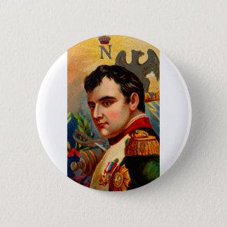 Bóton Redondo 5.08cm Vintage de Napoleon