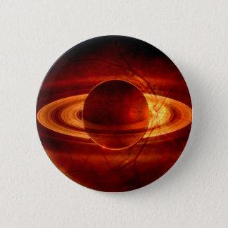Bóton Redondo 5.08cm Vista original de Saturn