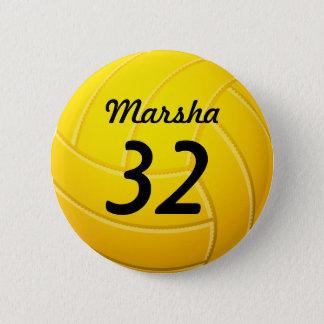 Bóton Redondo 5.08cm Voleibol