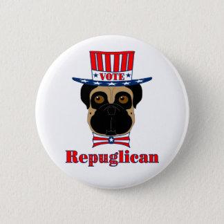 Bóton Redondo 5.08cm Voto Repuglican
