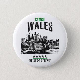 Bóton Redondo 5.08cm Wales