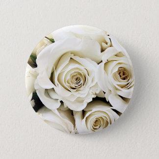 Bóton Redondo 5.08cm whiteroses2