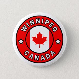 Bóton Redondo 5.08cm Winnipeg Canadá