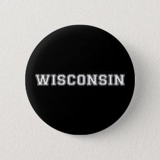 Bóton Redondo 5.08cm Wisconsin