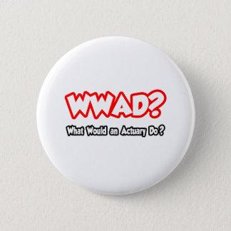 Bóton Redondo 5.08cm WWAD… o que um escrivão faria?