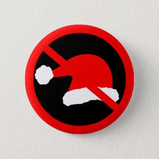 Bóton Redondo 5.08cm Xmas da proibição