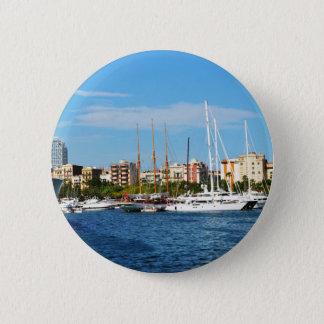 Bóton Redondo 5.08cm Yachting