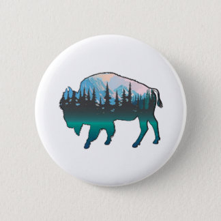 Bóton Redondo 5.08cm Yellowstone vagueando