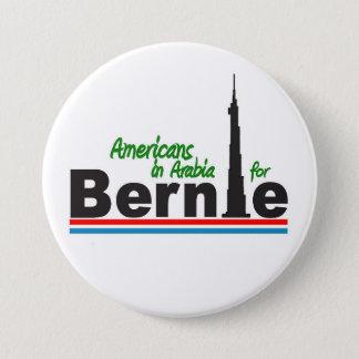 Bóton Redondo 7.62cm Americanos em Arábia para Bernie