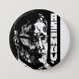 Bóton Redondo 7.62cm Botão de Asimov