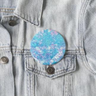 Bóton Redondo 7.62cm Botão do algodão doce pelo jogo Casey