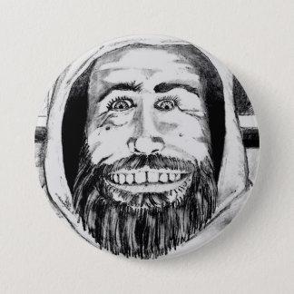 Bóton Redondo 7.62cm Botão mágico da esfera