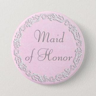 Bóton Redondo 7.62cm Botão Wedding do partido de chá de panela da