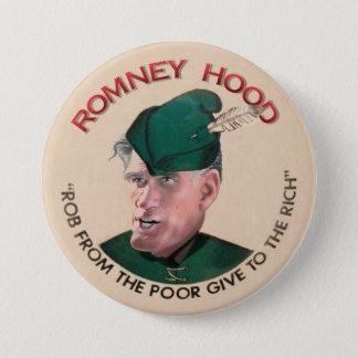 Bóton Redondo 7.62cm Capa 2012 de Mitt Romney