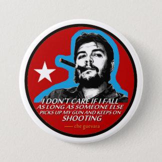 Bóton Redondo 7.62cm Che Guevara
