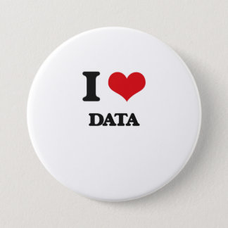 Bóton Redondo 7.62cm Eu amo dados