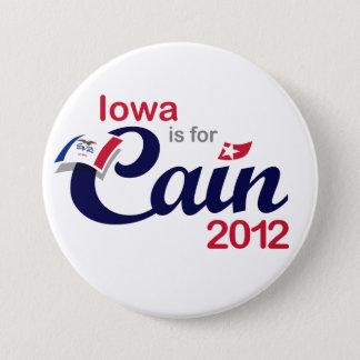 Bóton Redondo 7.62cm Iowa é para Cain! - Cain 2012