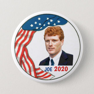 Bóton Redondo 7.62cm Joe Kennedy 2020