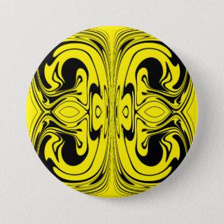Bóton Redondo 7.62cm Pinte a mistura