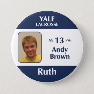Bóton Redondo 7.62cm Ruth - Andy Brown