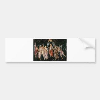 Botticelli-primavera Adesivo Para Carro