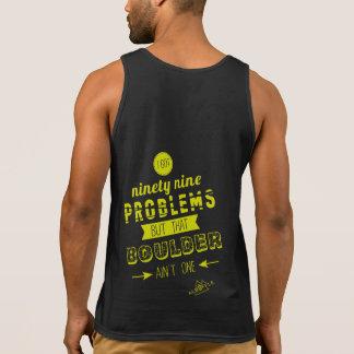 Boulder Shirt - 99 problema