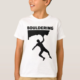 Bouldering Camiseta
