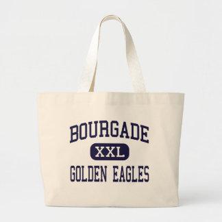 Bourgade - Eagles dourado - católico - Phoenix Bolsa Para Compras