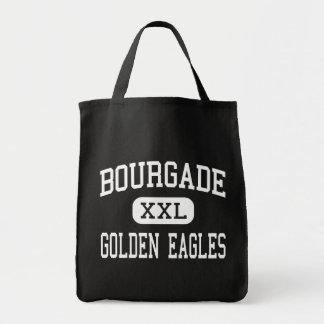 Bourgade - Eagles dourado - católico - Phoenix Bolsas