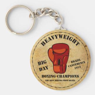 Boxe Champions Chaveiro