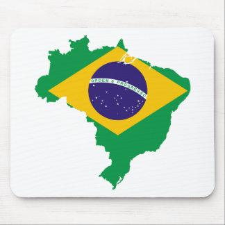 BR de Brasil Mousepad