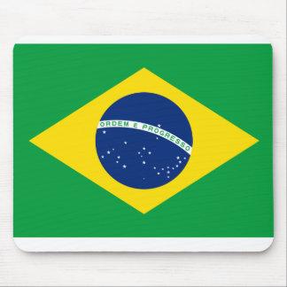 BR de Brasil Mousepads
