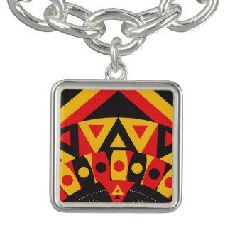 Bracelete aborígene tribal