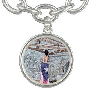 Bracelete Com Pingente Esperanza - imagem completa