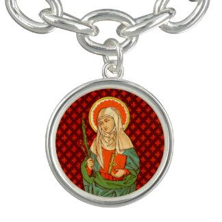 Bracelete Com Pingente St. Apollonia (VVP 001)