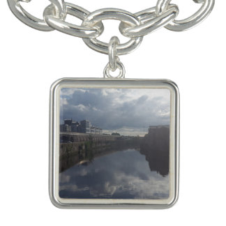 Bracelete do encanto do Riverbank de Dublin