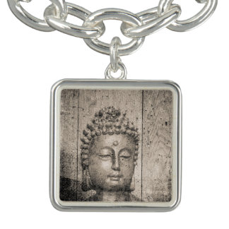 Bracelete Estilo de Buddha do vintage