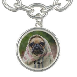 Bracelete Pug