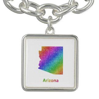 Braceletes Com Charm Arizona