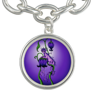 Braceletes Com Charm Fairydragon