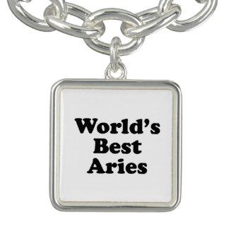 Braceletes Com Charms O melhor Aries do mundo