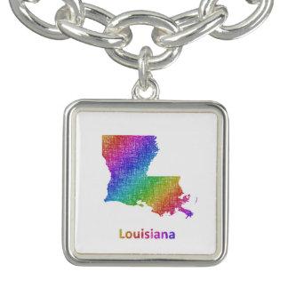 Braceletes Com Pingentes Louisiana