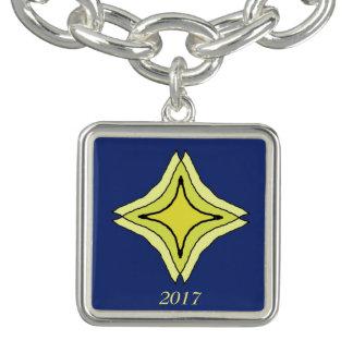 Braceletes Estrela da trindade