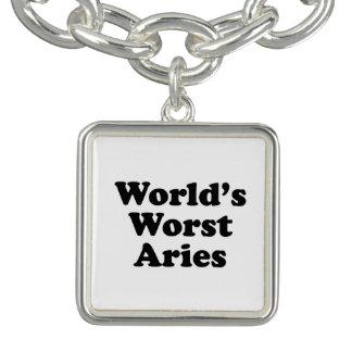 Braceletes O Aries o mais mau do mundo