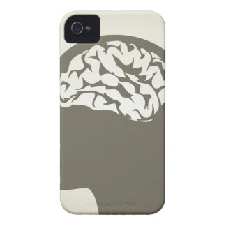 Brain5 Capinha iPhone 4
