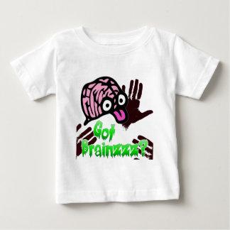 Brainz obtido? Camisa do zombi