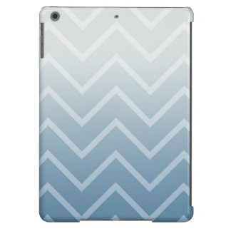 Branco Chevron do céu Capa Para iPad Air