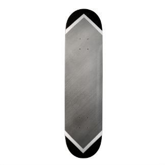 Branco cinzento 2 customizáveis do olhar da veloci skate
